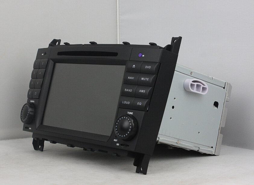 Benz C-Class 7 inch HD Digital Touch Screen