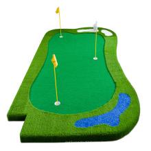 Deluxe Custom Artificial Golf Putting Green Practice Mat