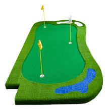 Tapete de treino de golfe artificial de luxo para golfe