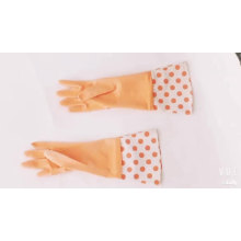 Widely Use Cheap Price Household Women Hand Long Work Rubber Gloves Scrubber Winter