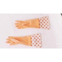 Широко использовать дешевые цены бытовые женщины ручной работы резиновые перчатки скруббер зима