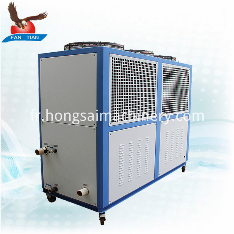 30hp air cooled chiller