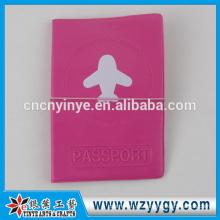 cubierta del pasaporte personalizado