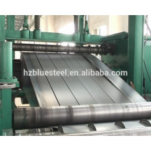 Ligne automatique de machine à découper en bobine de bobine d'aluminium