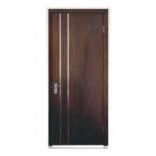Flache hölzerne Tür (FD010)