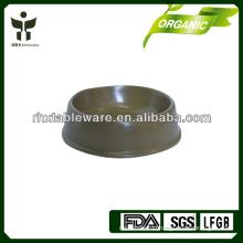 RP-Y001 Biodegradable customs pets feeder eco pet bowel