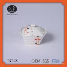 Viele Arten von Decal Keramik Keramik Keks Mason Jar Lider