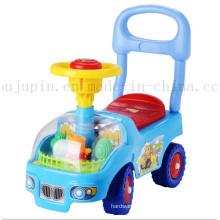 OEM Eco-Friendly Plastic Baby Kids Ride Toy Cart Car