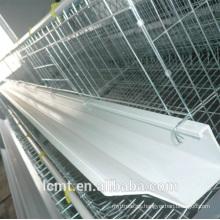 Calha de alimentação das aves domésticas da galinha do PVC para o sistema de alimentação automático