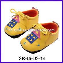 Zapato de bebé vendedor caliente del niño del nuevo producto Calidad Elección