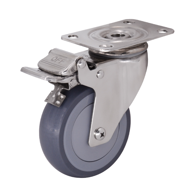 4 Inch Stainless Steel Casters