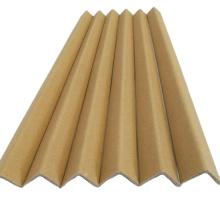 Brown Corrugated Cardboard Angles Edge Boards Kraft Paper Edge Protector