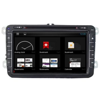 Yessun 8-дюймовая автомобильная GPS-навигация для Volswagen Magotan (TS8781)