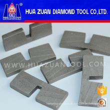 450mm Diamant-Schneidwerkzeuge Segment für Stein Granit