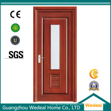 Chinese Wholesale PVC MDF Door with High Quality (WDP5079)