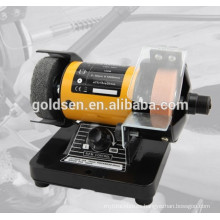 """75mm 3"""" 150W Mini Bench Grinder and Polisher with flexible shaft"""