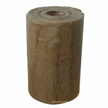 Grease fiber tape for oil and gas tank pipeline anticorrosion