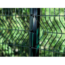 Hot-Dipped Galvanized Wire Mesh Fence