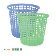 Plastic Round Hollow Waste Bin