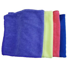 high quality soft and comfortable microfiber weft terry car in cleaning towel cloth