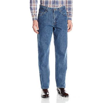 Denim Jeans Calças Cotton Stretch Feet Pencil Pants