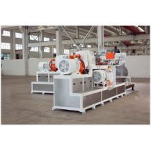 Máquina Masterbatch de llenado de CaCO3 / Extrusora Masterbatc PP PE