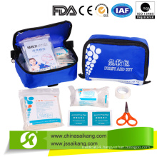 First Aid Bag with Useful Insturments for Emergency