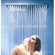 2017 ducha de agua más popular cabezal de ducha con certificado CE