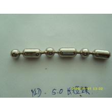 alibaba chain supplier custom decorative metal ball chain curtain
