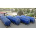 FRP Tank für die Chemikalien- oder Wasserspeicherung