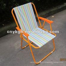 Camo cadeira dobrável, cadeira de adulto portátil