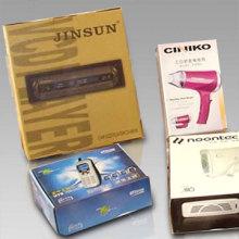 Индивидуальная упаковочная коробка для упаковки