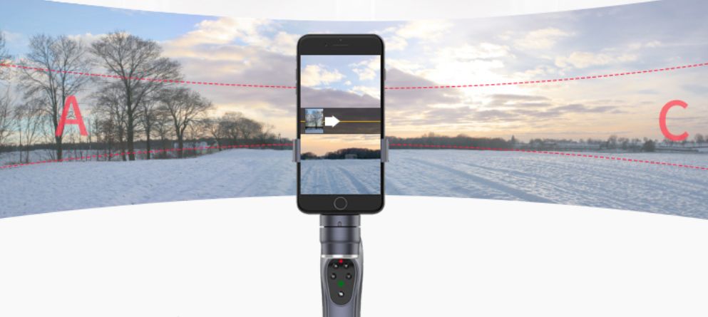 Smartphone Video Stabilzier