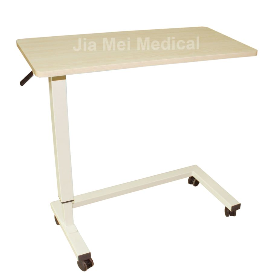 hospital movable dining table
