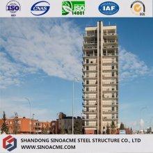 Edifício do Edifício Estrutural de Qatar Doha Pre Engineered Steel