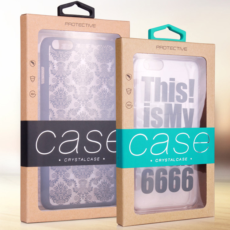 Phone Case Paper Box