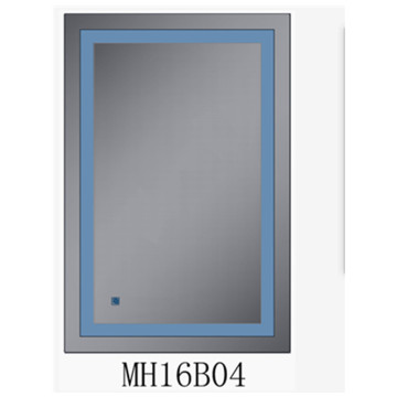 Espejo rectangular de baño LED MH16