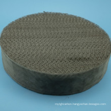 Metal Structured Packing Corrugated Wire Gauze Plate