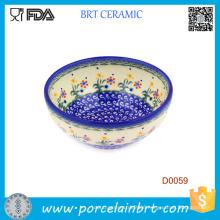 Chinese Pottery 24oz Porcelain Bowl