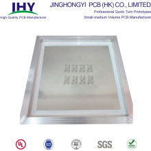 Stainless Steel PCB SMT Laser Stencil with Aluminum Frame