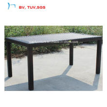 H-2107t Table with 5mm Clear Glass Insert in The Top