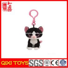 muñeco de felpa de peluche animal lindo / llavero muñeco de peluche felpa juguete