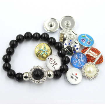 New Design Jewelry Pearl Stone Bead Bracelet