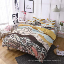 3D Printed Bedding Set with Landform, Also Suitable for Duvet Cover