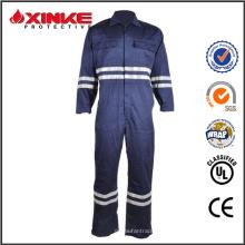 workwear respirável do coverall do aramid para o sapador-bombeiro