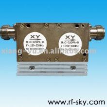 220-300MHz Dual Isolators