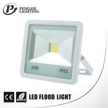 20W COB LED Floodlight quadrado para exterior