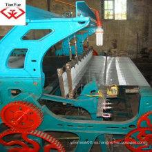 Máquina de malla de alambre liso (fabricante)