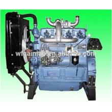 weifang célèbre marque 4 temps l'eau a collé le moteur diesel
