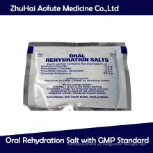 Sal de Rehidratación Oral con Estándar GMP